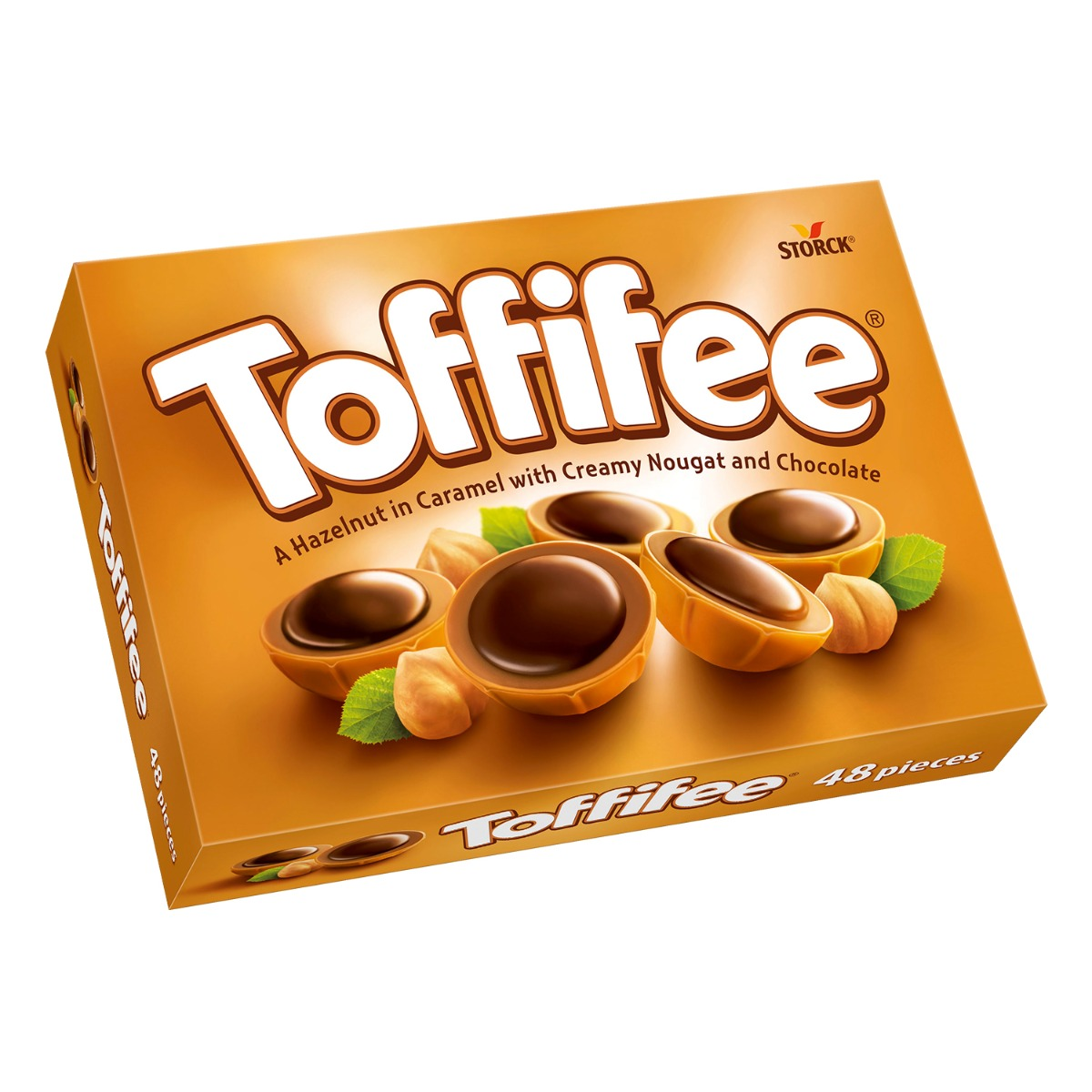 Bomboane Toffifee, 400 g imagine