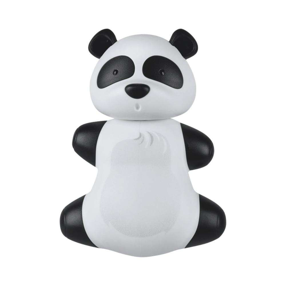 suport pentru periuta de dinti miradent, funny animals - panda