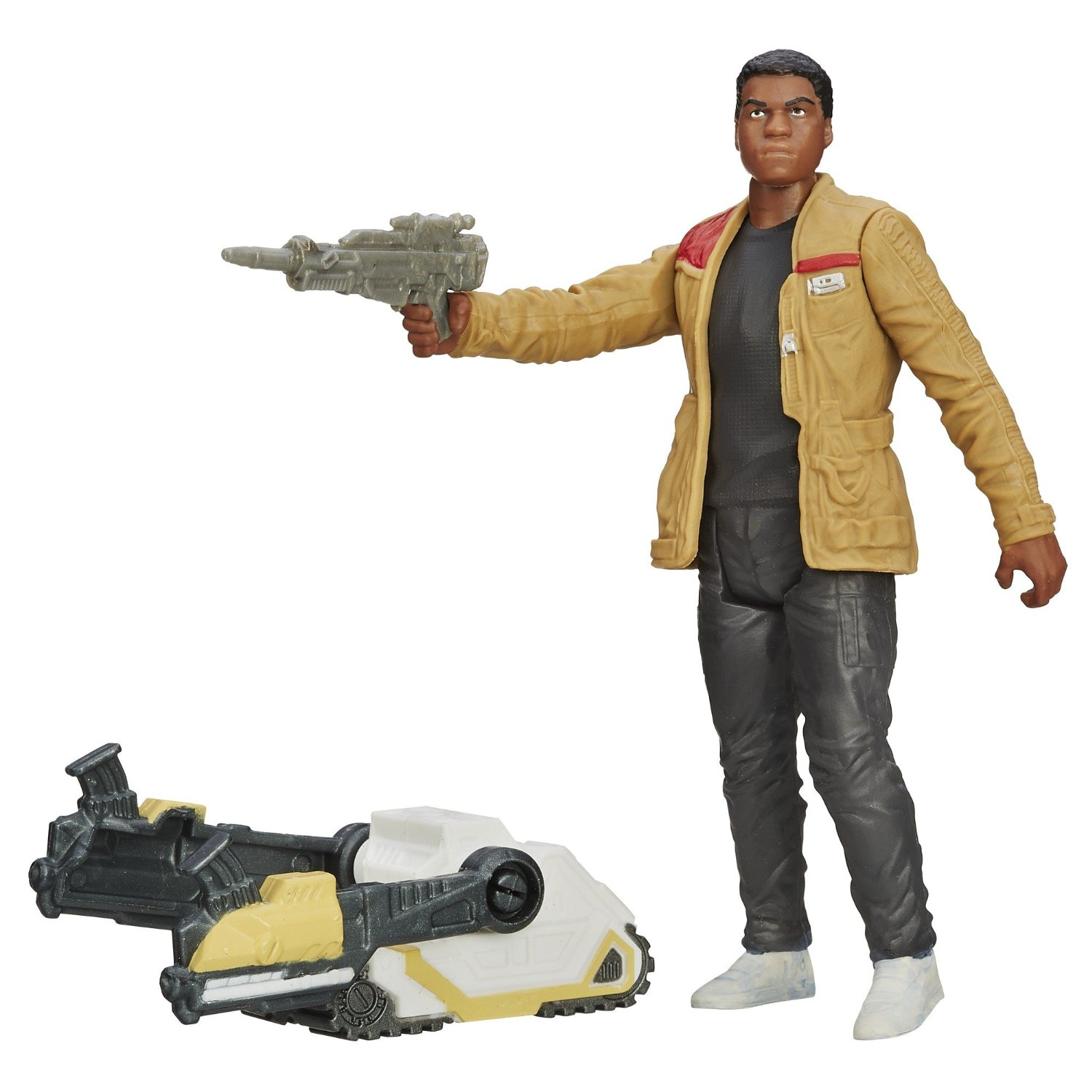 Figurina Star Wars Snow Mission - Finn (Jakku), 9.5 cm