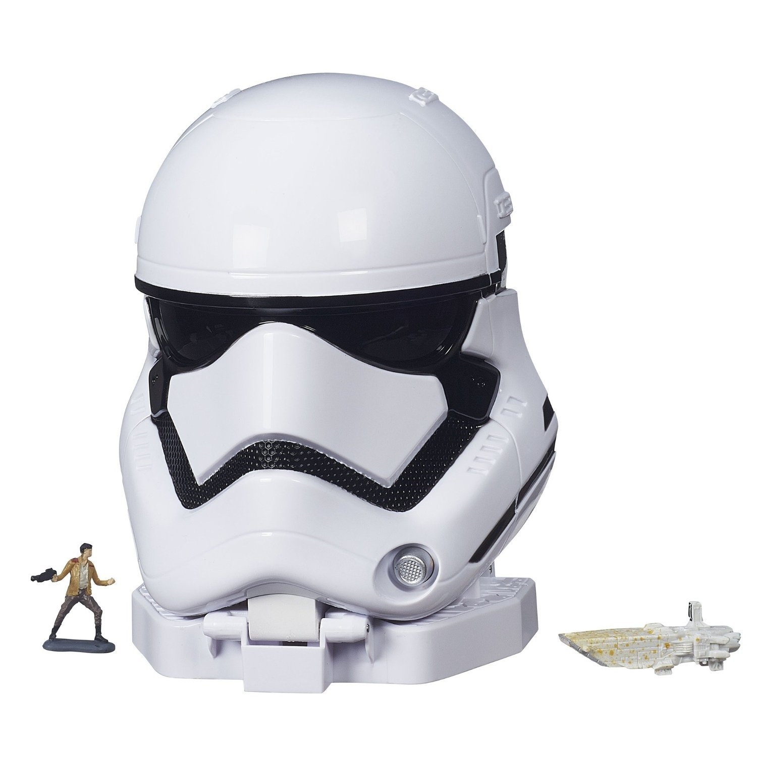 Figurina Star Wars The Force Awakens, Set Micro Machines, First Order Stormtrooper