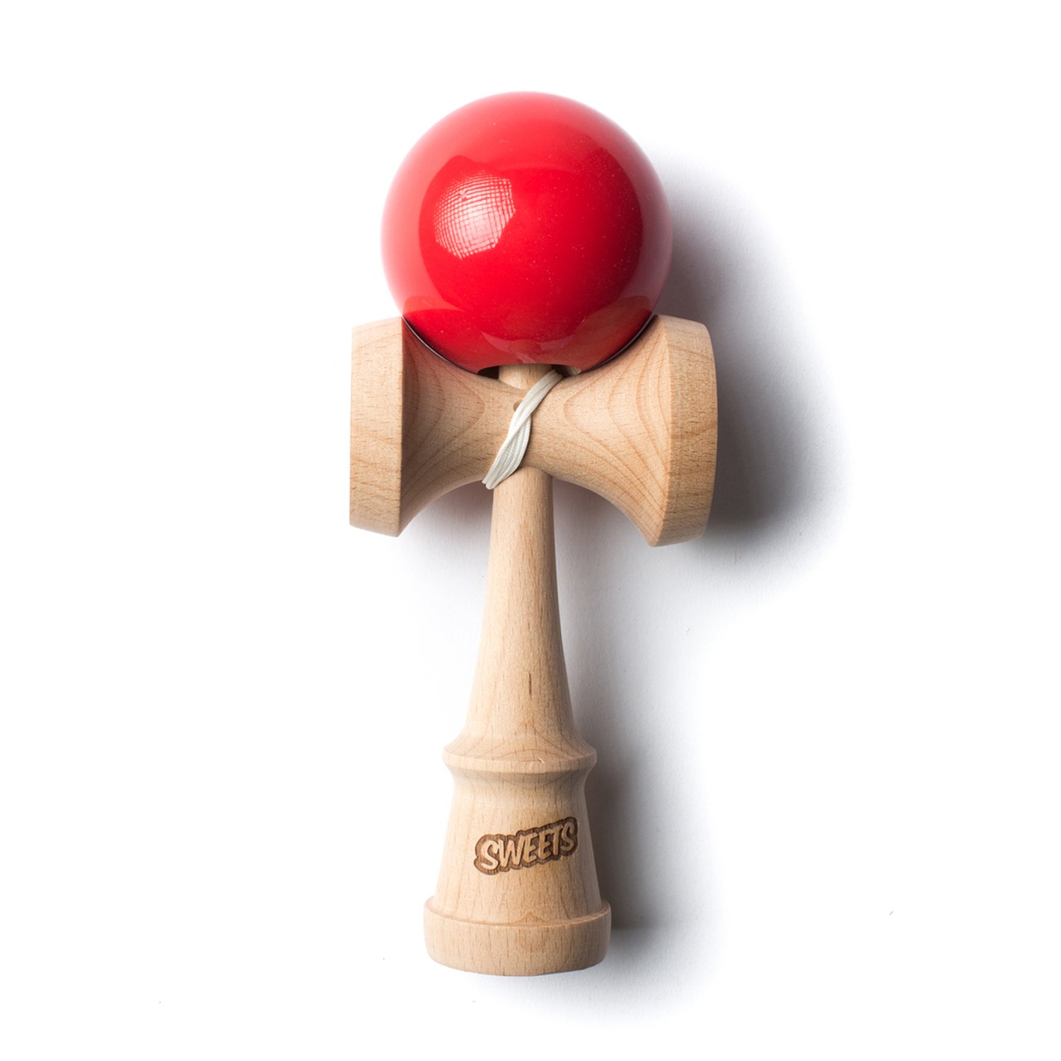 Sweets Kendamas Prime Solid - Red