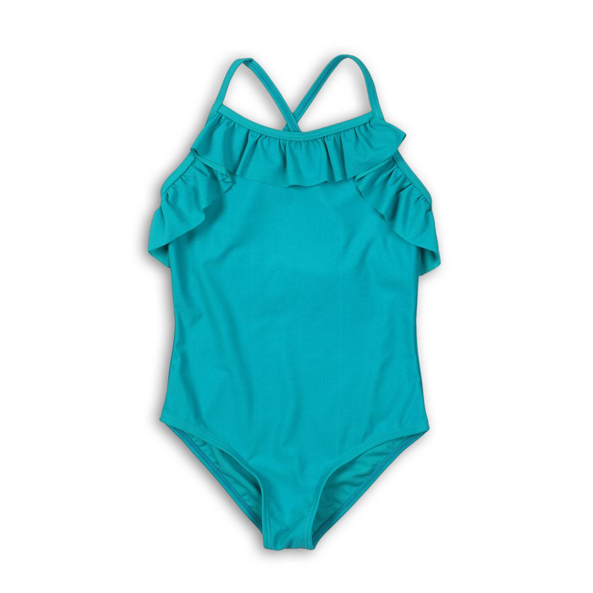 costum de baie cu bretele minoti swim, turcoaz