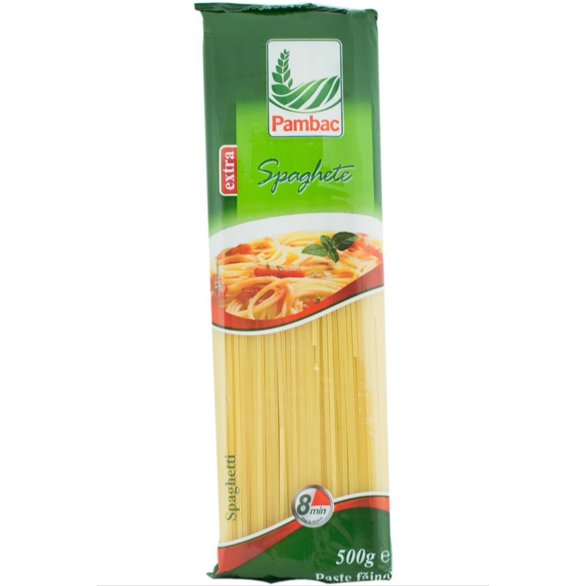 Spaghete Pambac, 500 g imagine