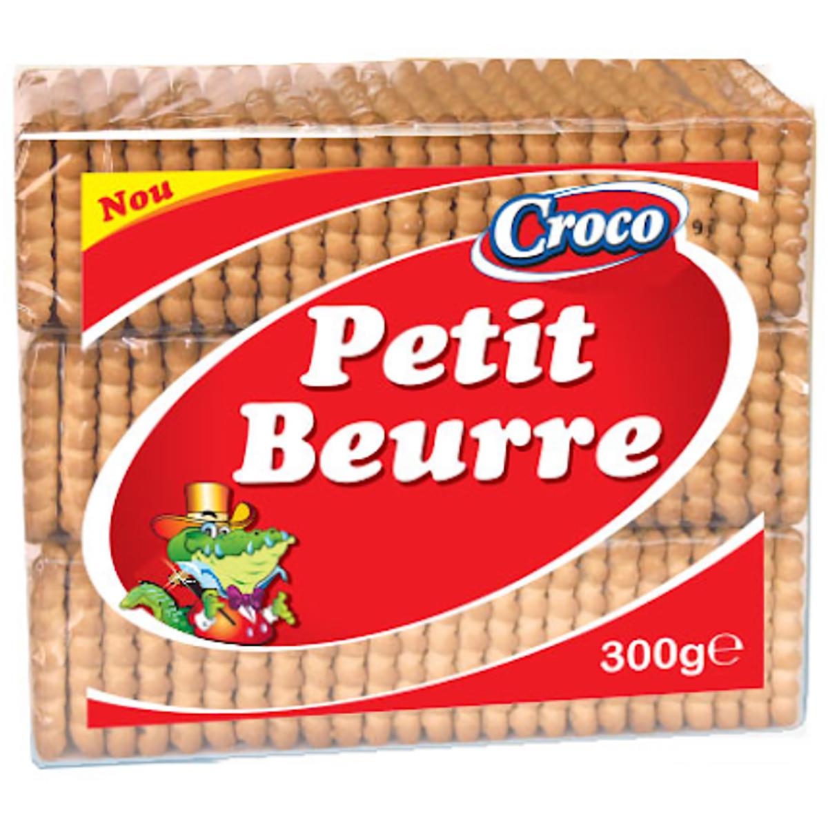 Biscuiti Croco Petit Beurre, 300 g imagine