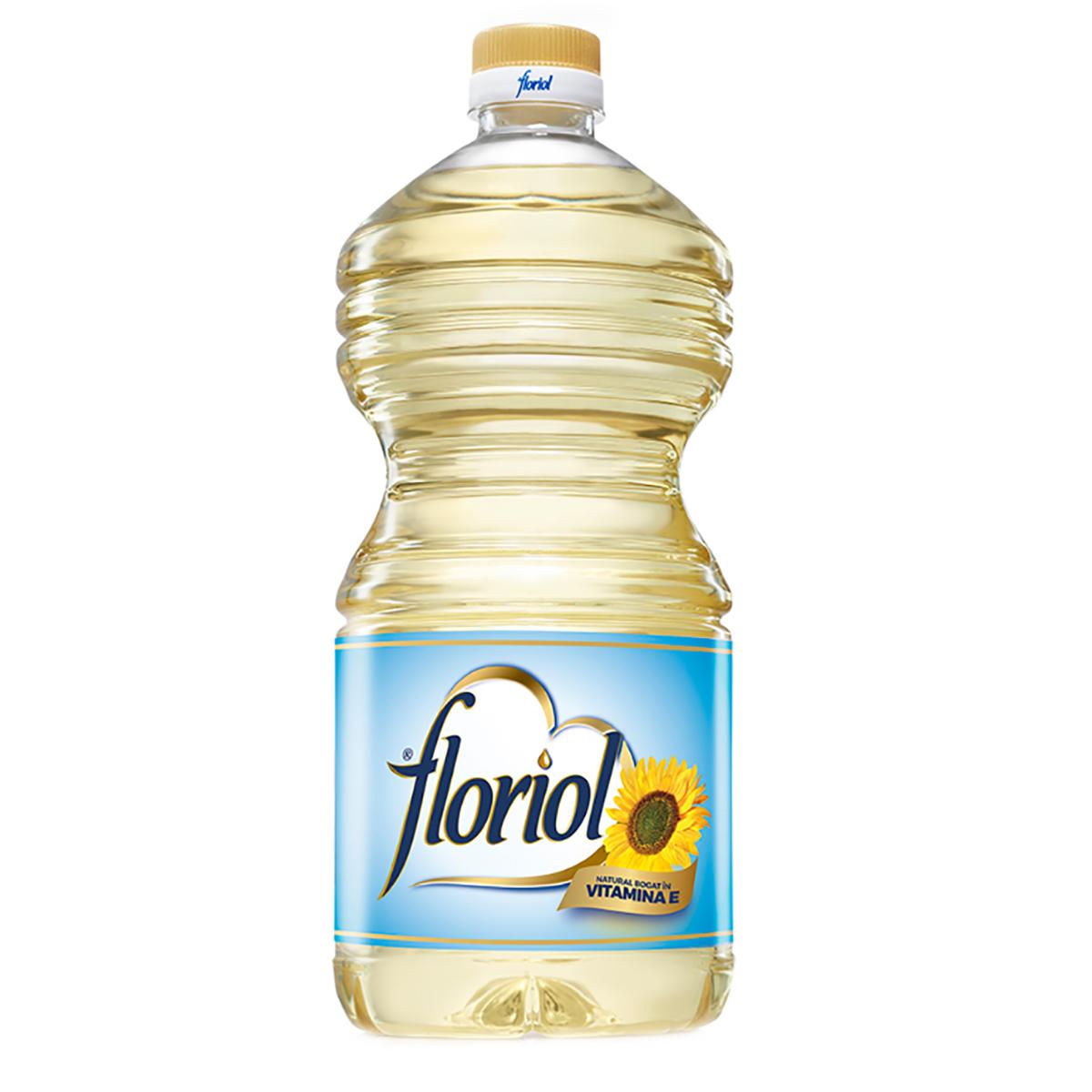 Ulei de floarea soarelui Floriol, 2 L imagine