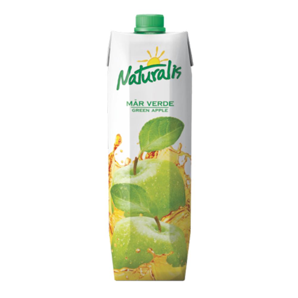 Nectar de mere verzi Naturalis, 1 L imagine
