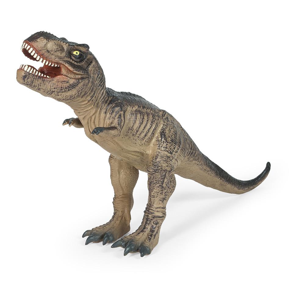 Figurina dinozaur din spuma T-Rex Brachiosaurus, 40 cm