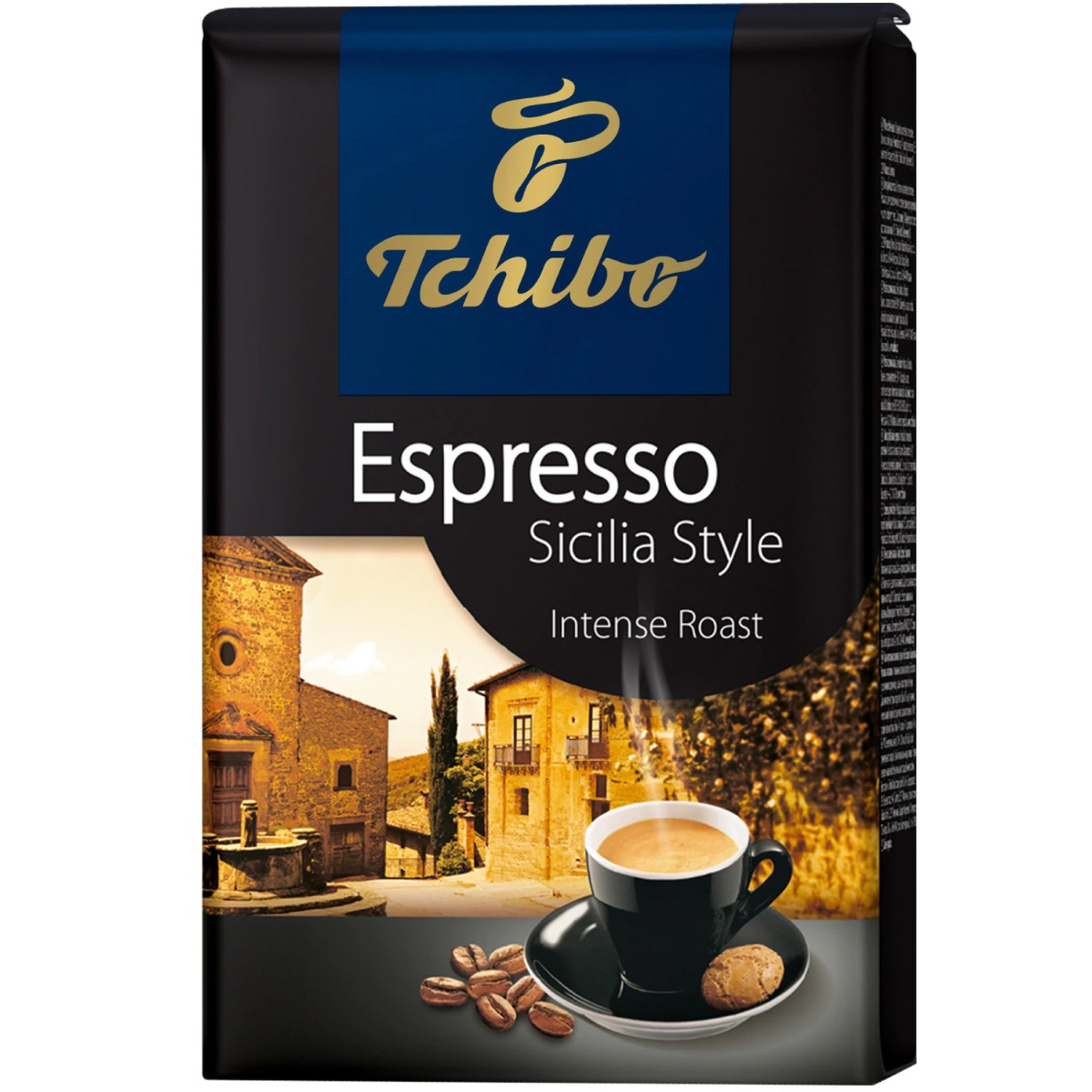 Cafea prajita boabe Tchibo Espresso Sicilia Style, 500 g imagine