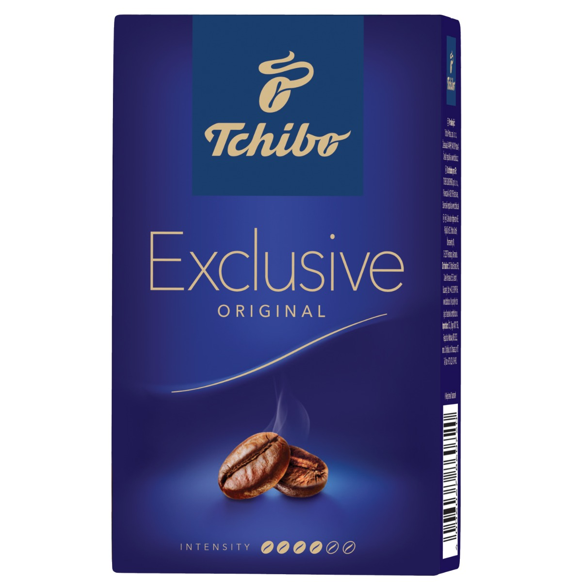 Cafea prajita si macinata Tchibo Exclusive, 250 g imagine