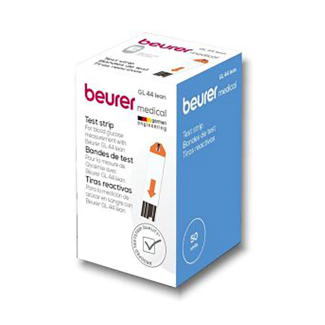 Teste pentru aparat de masurare a glicemiei Beurer