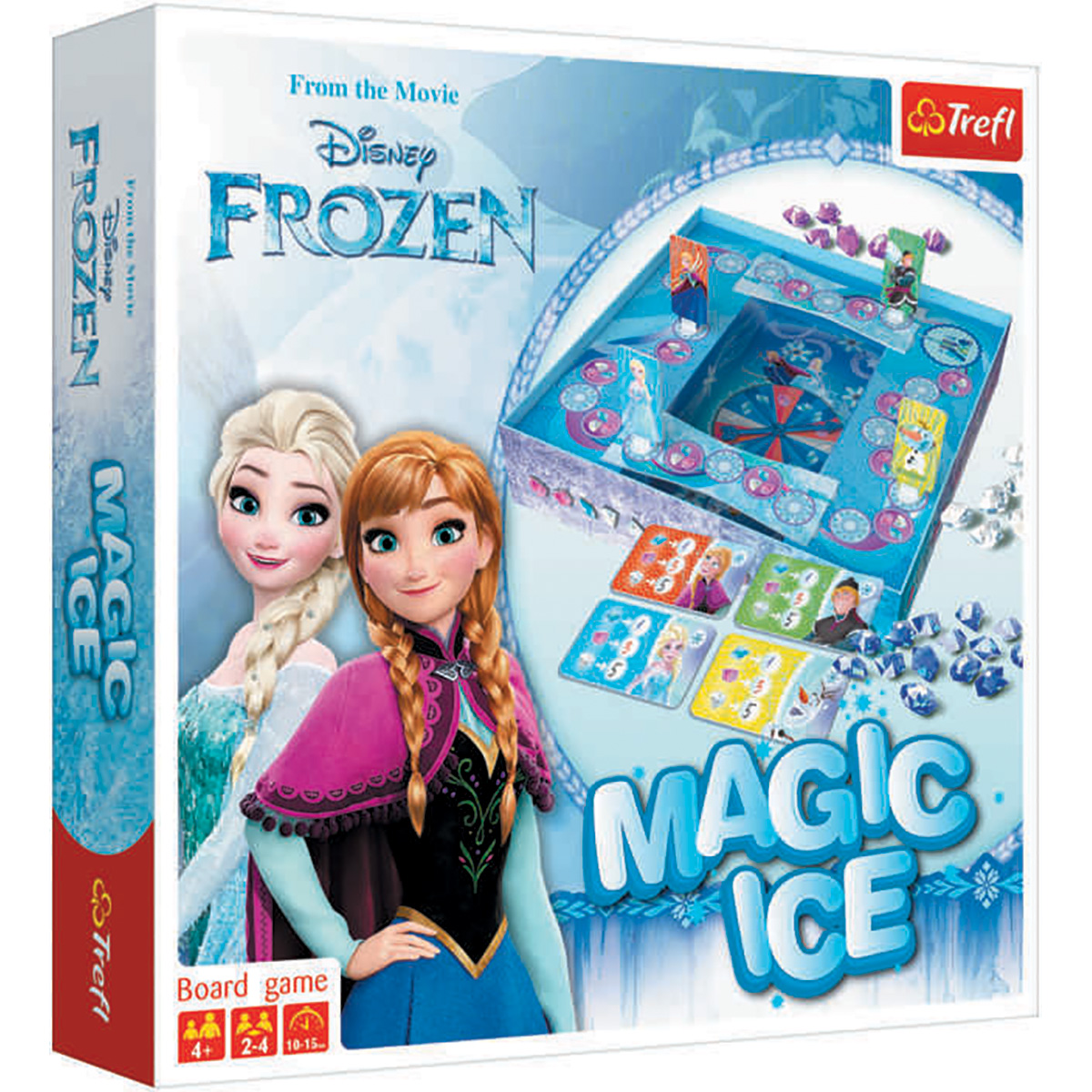 Joc de societate Trefl, Disney Frozen, Magic Ice