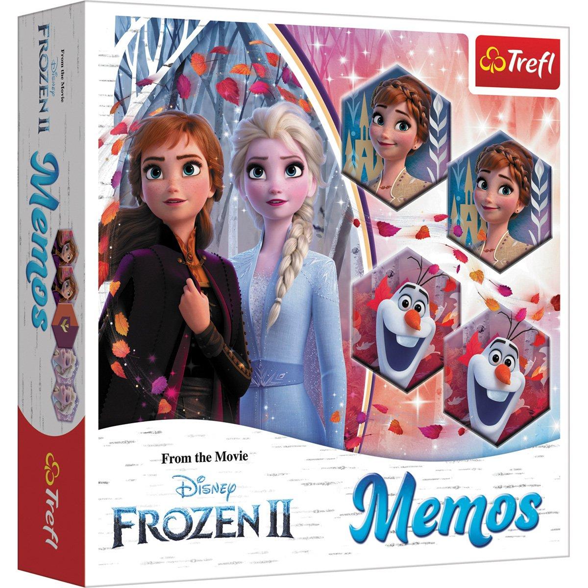 Joc de societate Trefl, Disney Frozen 2, Memos