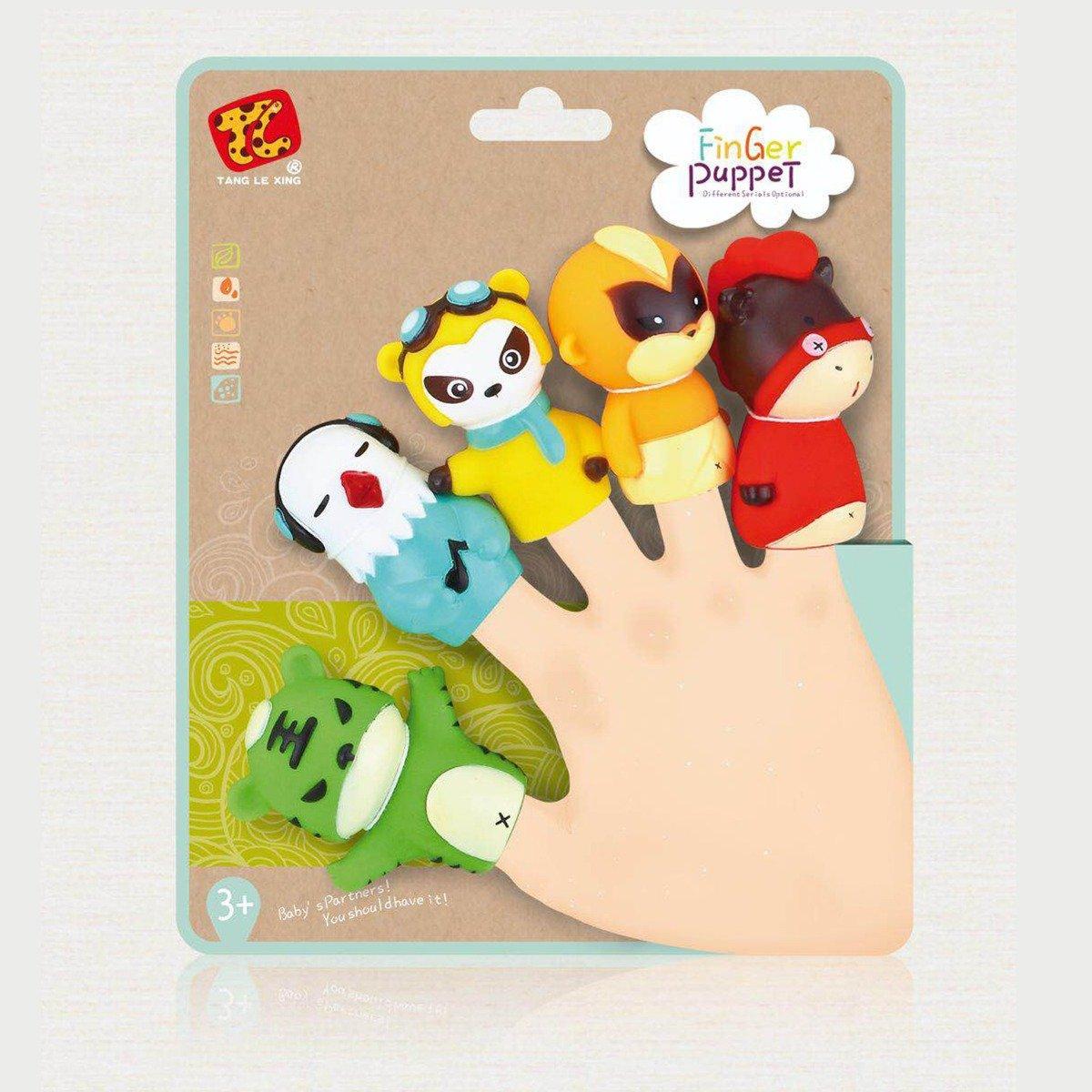 Jucarie de rol Finger Puppet, Animale din Padure