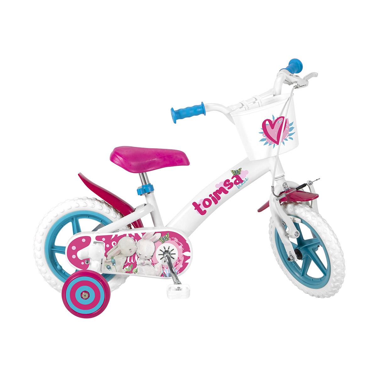 Bicicleta copii Toimsa Rabbit, 12 inch