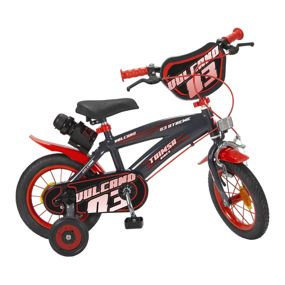 Bicicleta copii Toimsa Vulcano, 12 inch