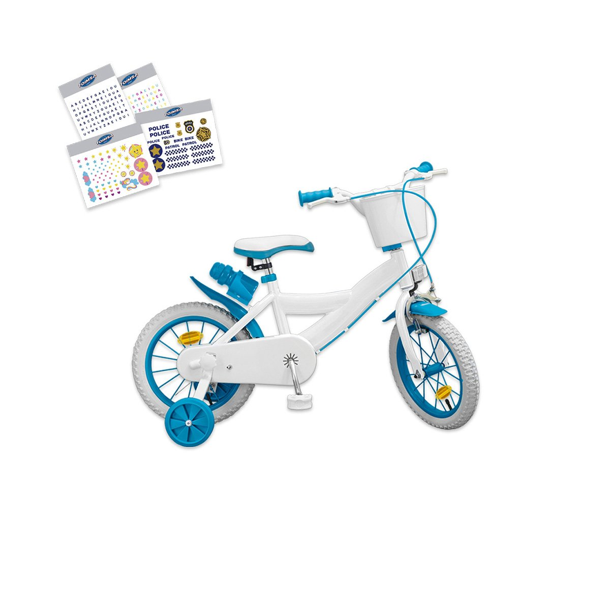 Bicicleta Toimsa Do It Yourself, 12 Inch