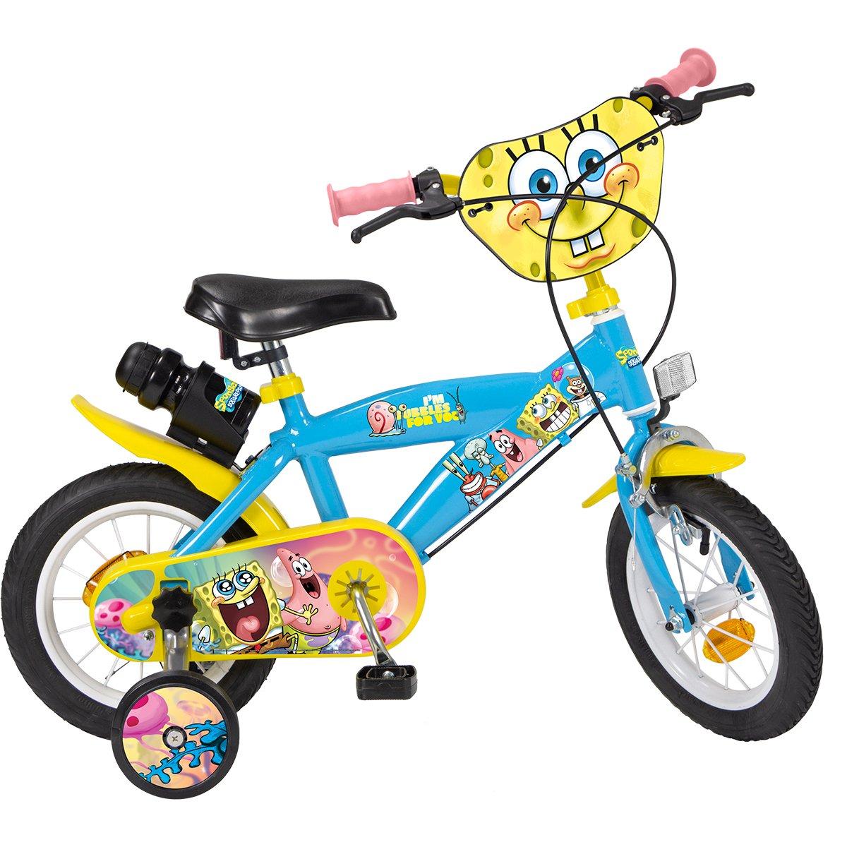 Bicicleta Sponge Bob, 12 inch