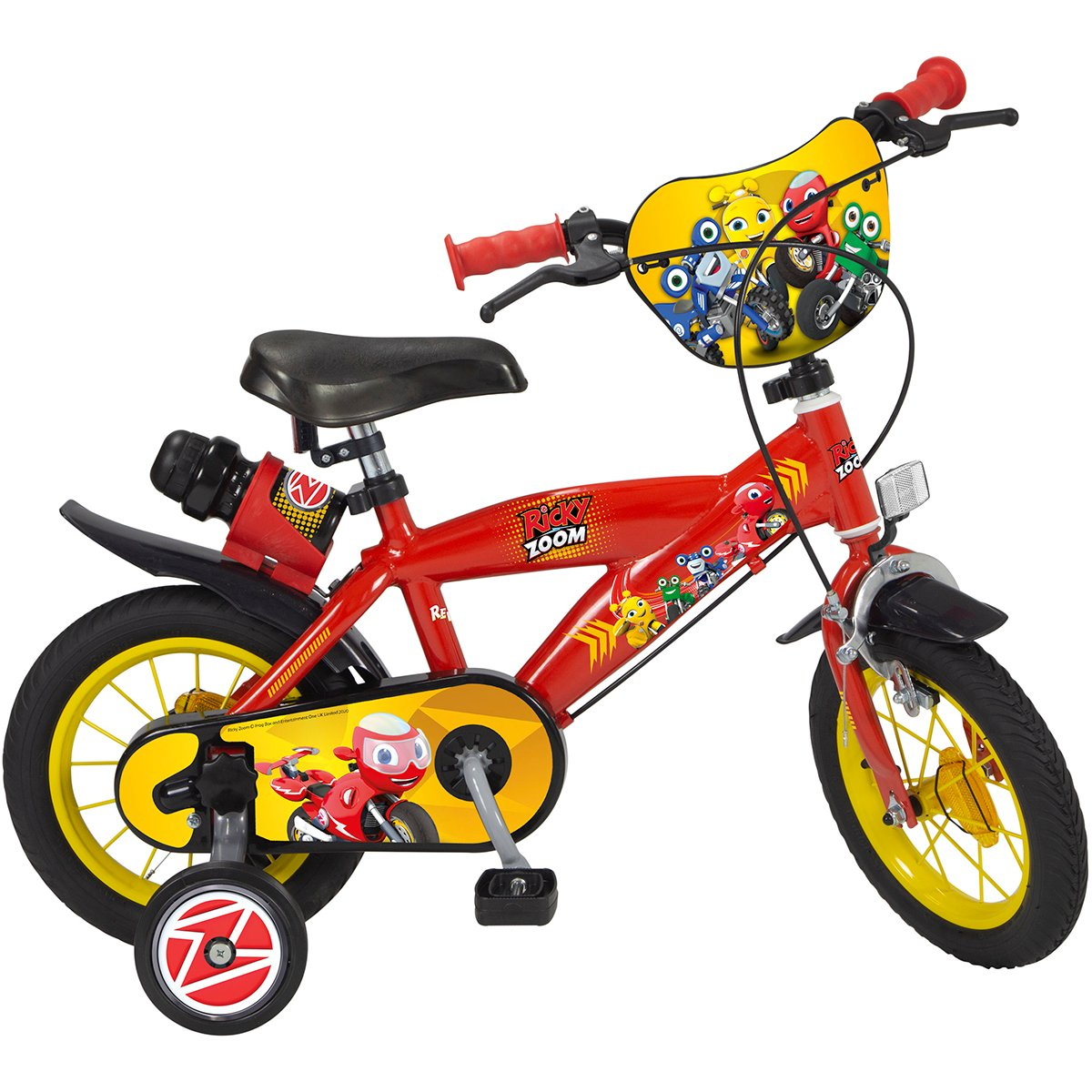 Bicicleta Ricky Zoom, 12 inch