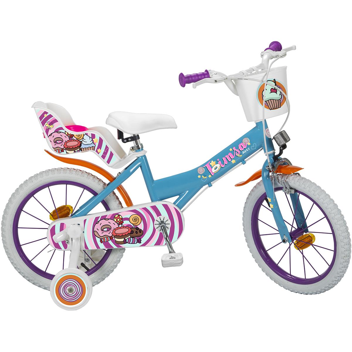 Bicicleta Toimsa, 16 inch, Sweet Fantasy