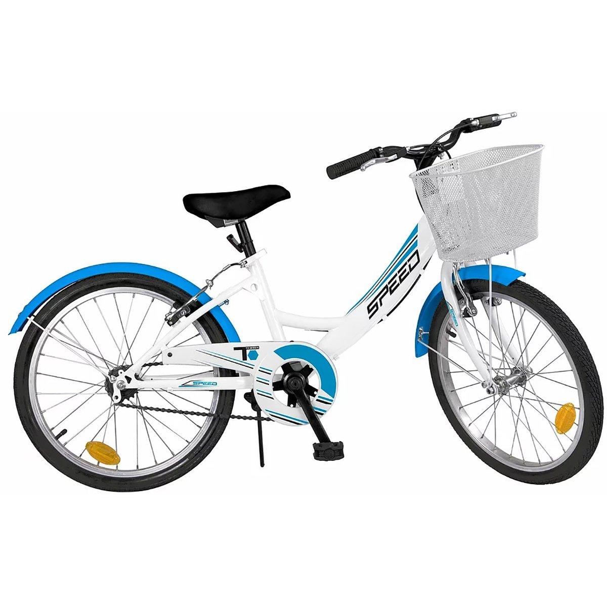 Bicicleta Toimsa, 20 inch, City Blue, 1V