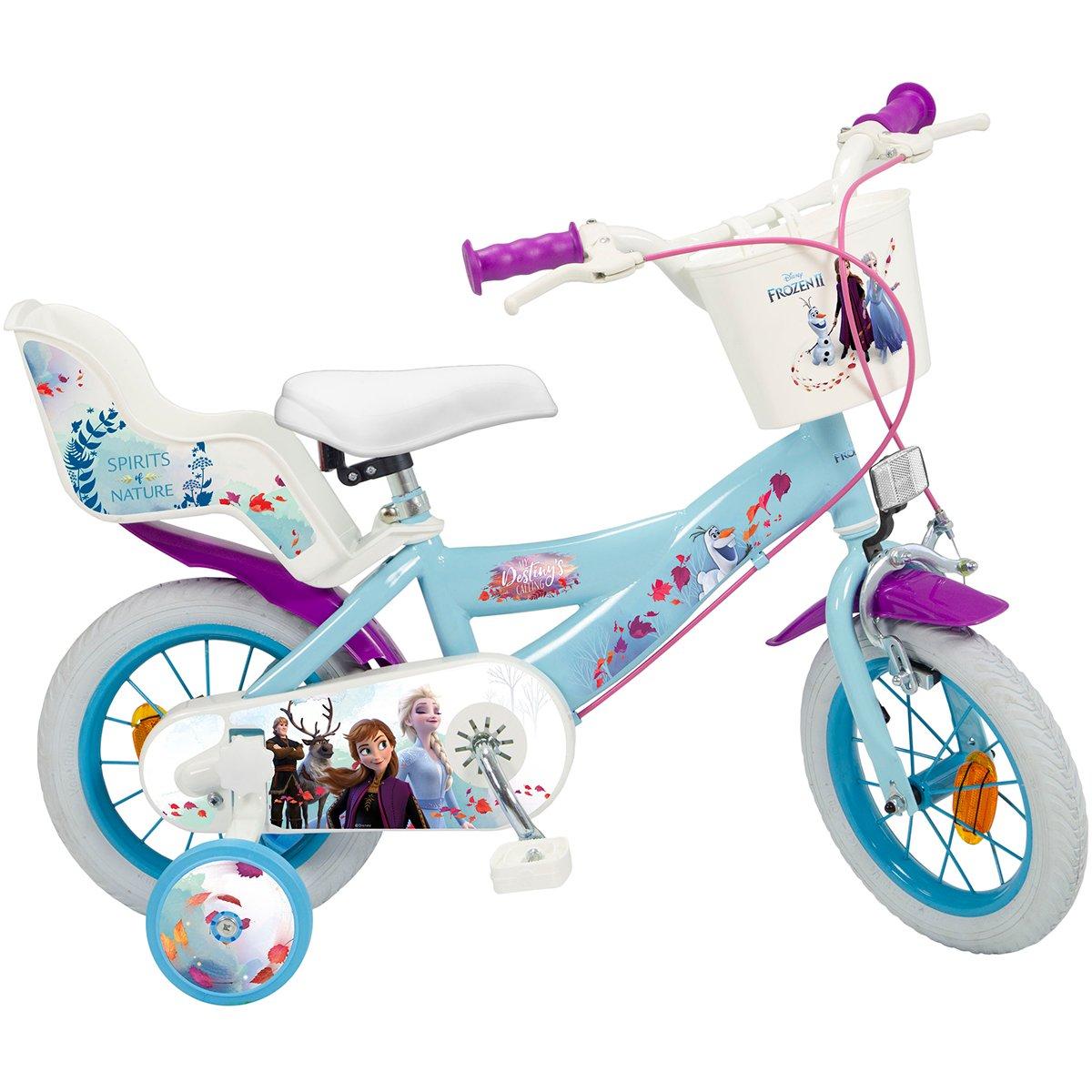 Bicicleta Disney Frozen 2, 12 inch