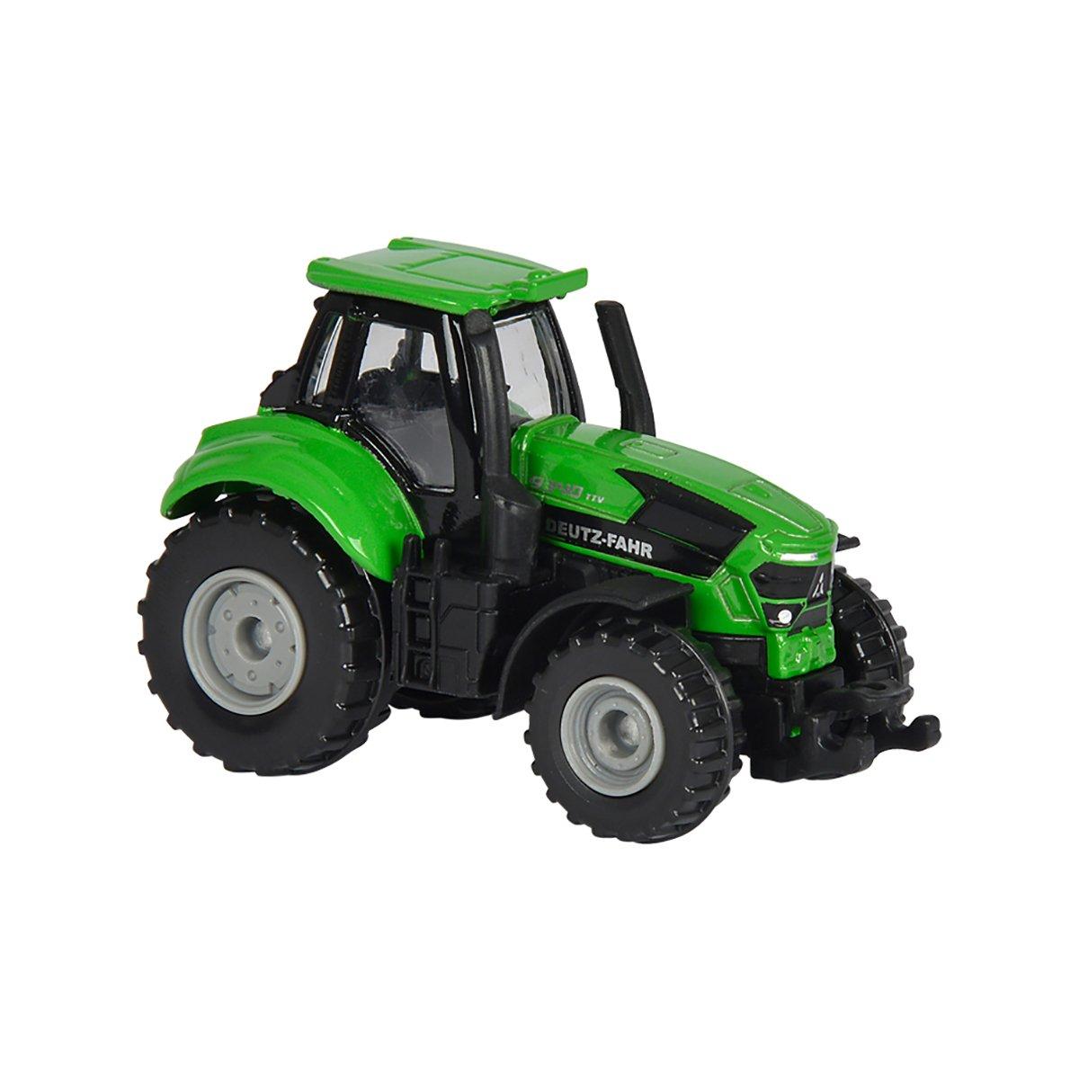 Tractor Deutz-Fahr Farm Vehicles Majorette, Verde imagine