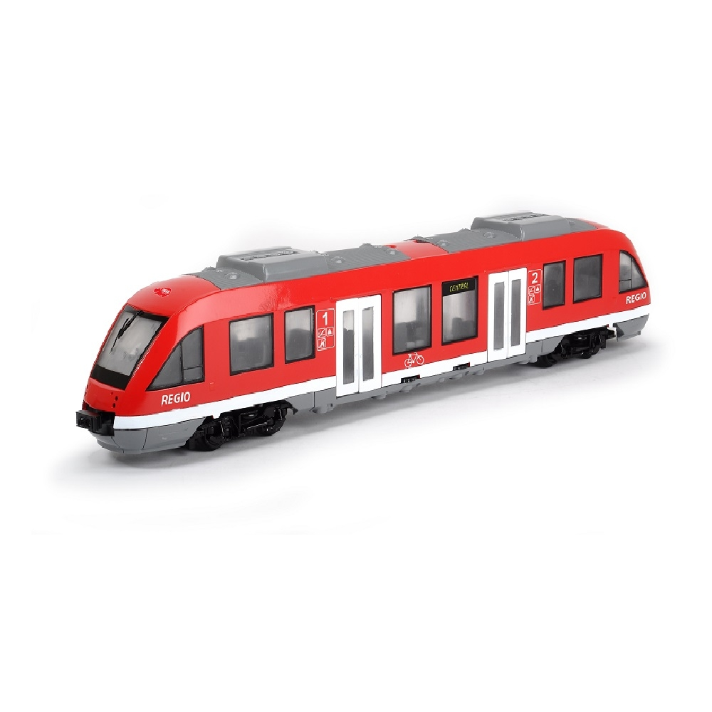 tren dickie toys - city train