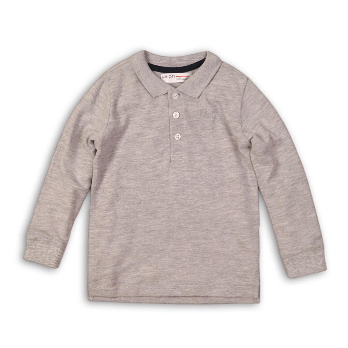 Tricouri polo cu maneca lunga Minoti Bpol M318H039