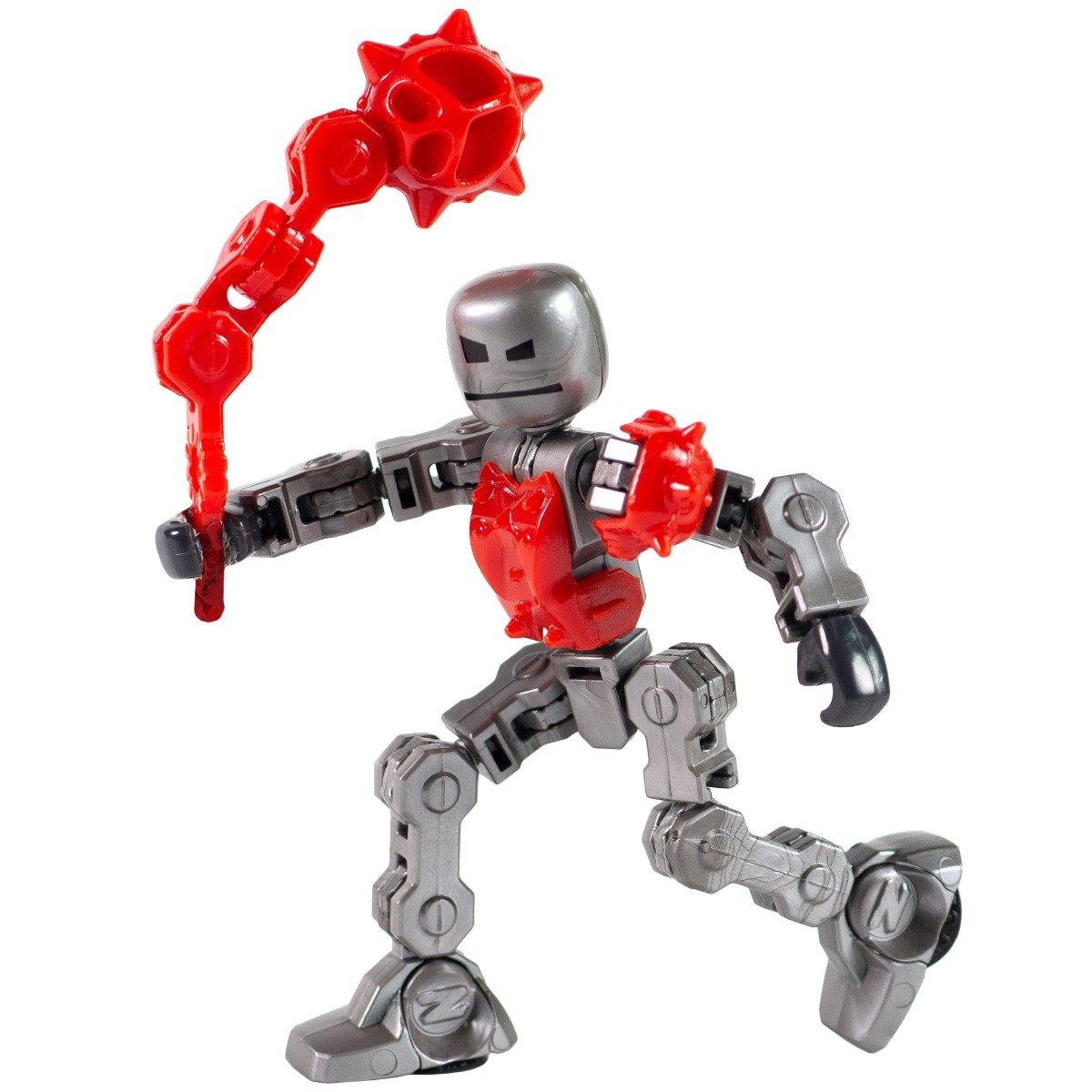 Figurina Robot articulat transformabil KlikBot, Thrash
