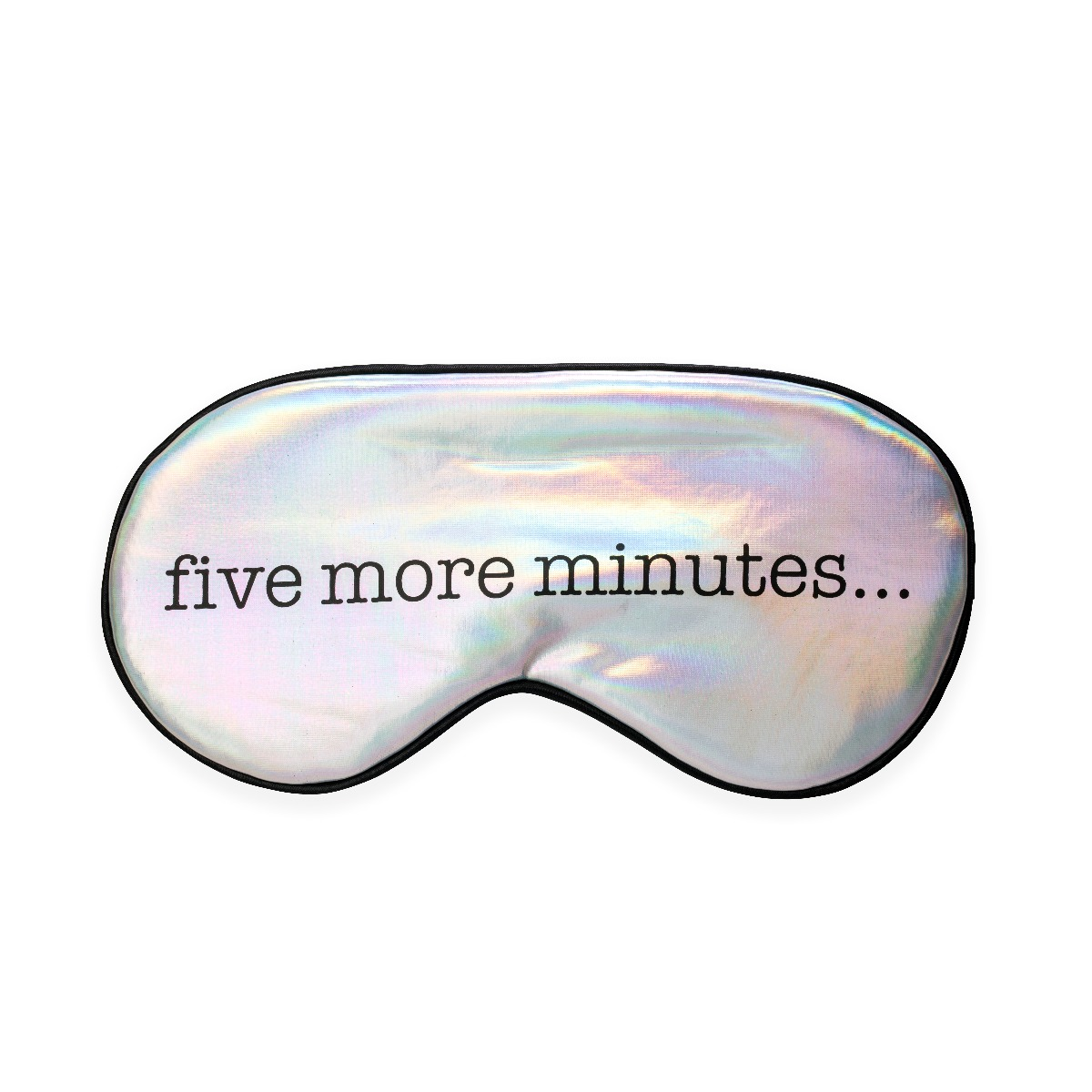 Masca pentru somn - Five more minutes imagine