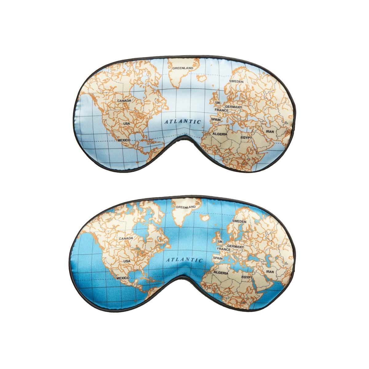 Masca pentru somn - Globul pamanetsc imagine