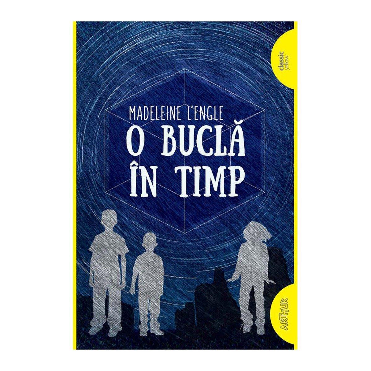 Carte Editura Arthur, O bucla in timp, Madeleine L'Engle