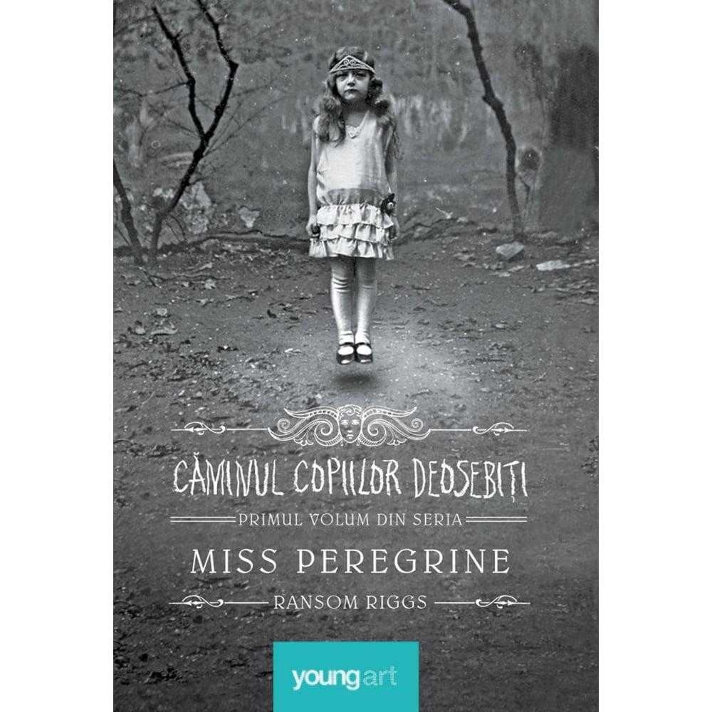 Carte Editura Arthur, Miss Peregrine 1. Caminul copiilor deosebiti, Ransom Riggs