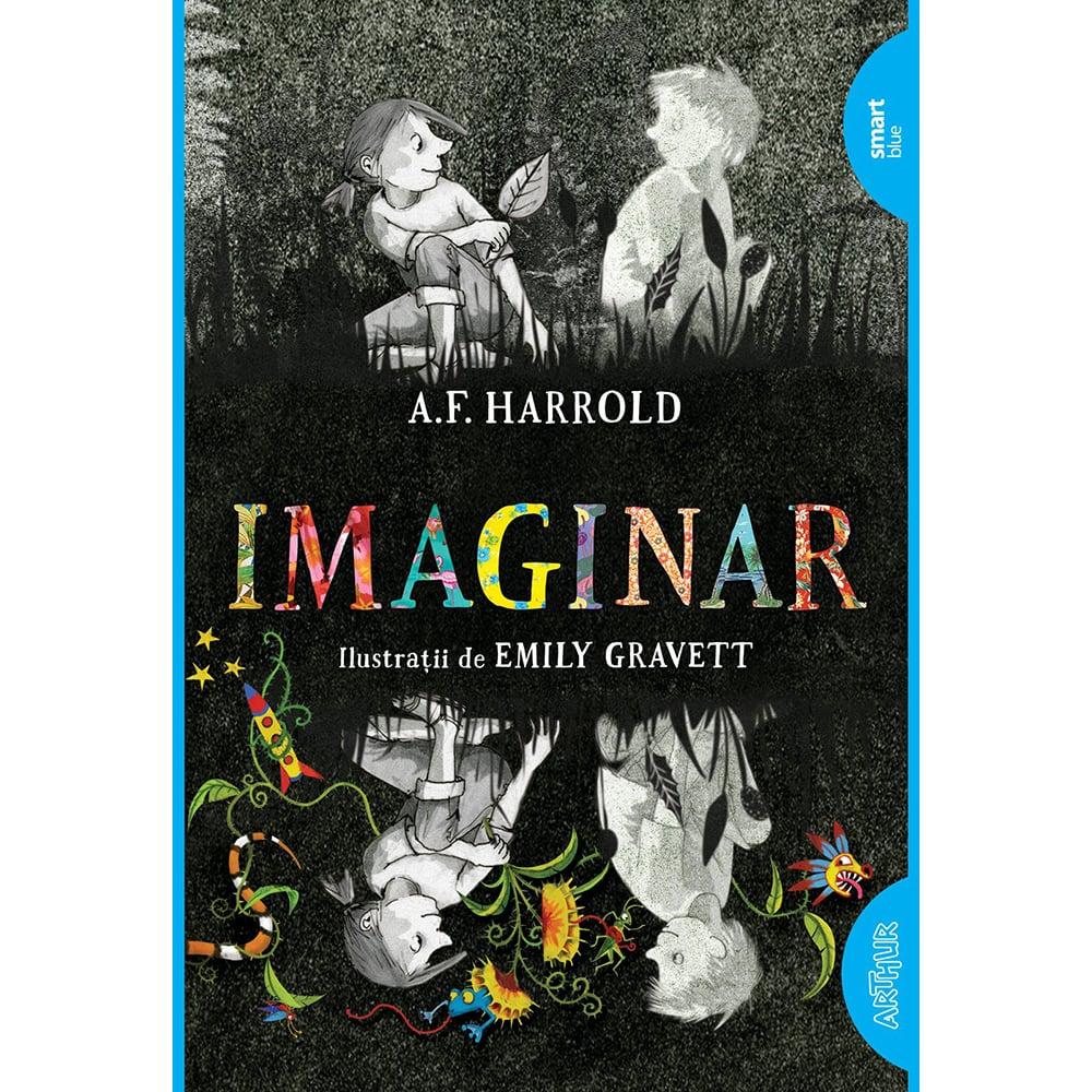 Carte Editura Arthur, Imaginar, A.F. Harrold