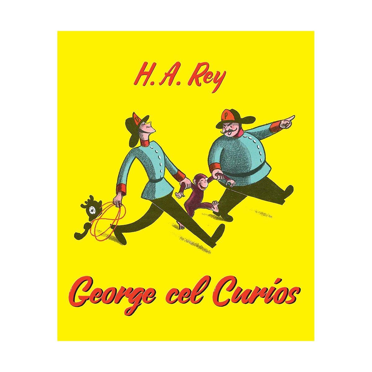 Carte Editura Arthur, George cel curios imagine 2021