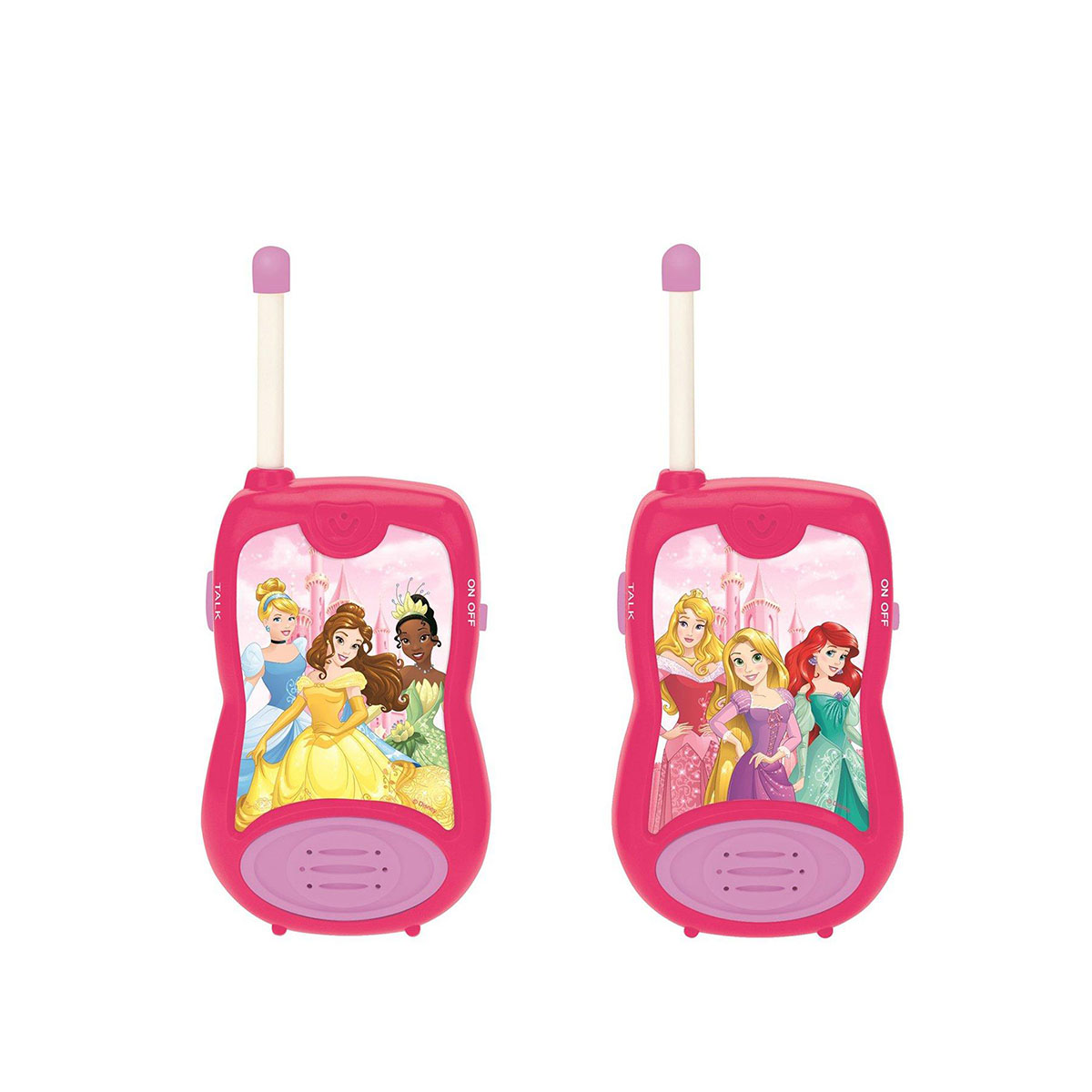 Set Statie Walkie Talkie Lexibook Disney Princess, 120 m