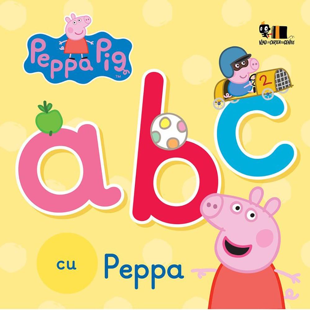 Abc cu Peppa Pig
