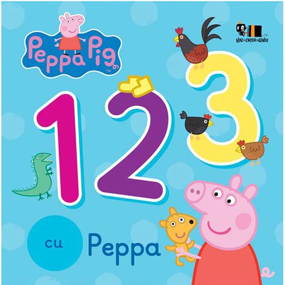 123 cu Peppa Pig