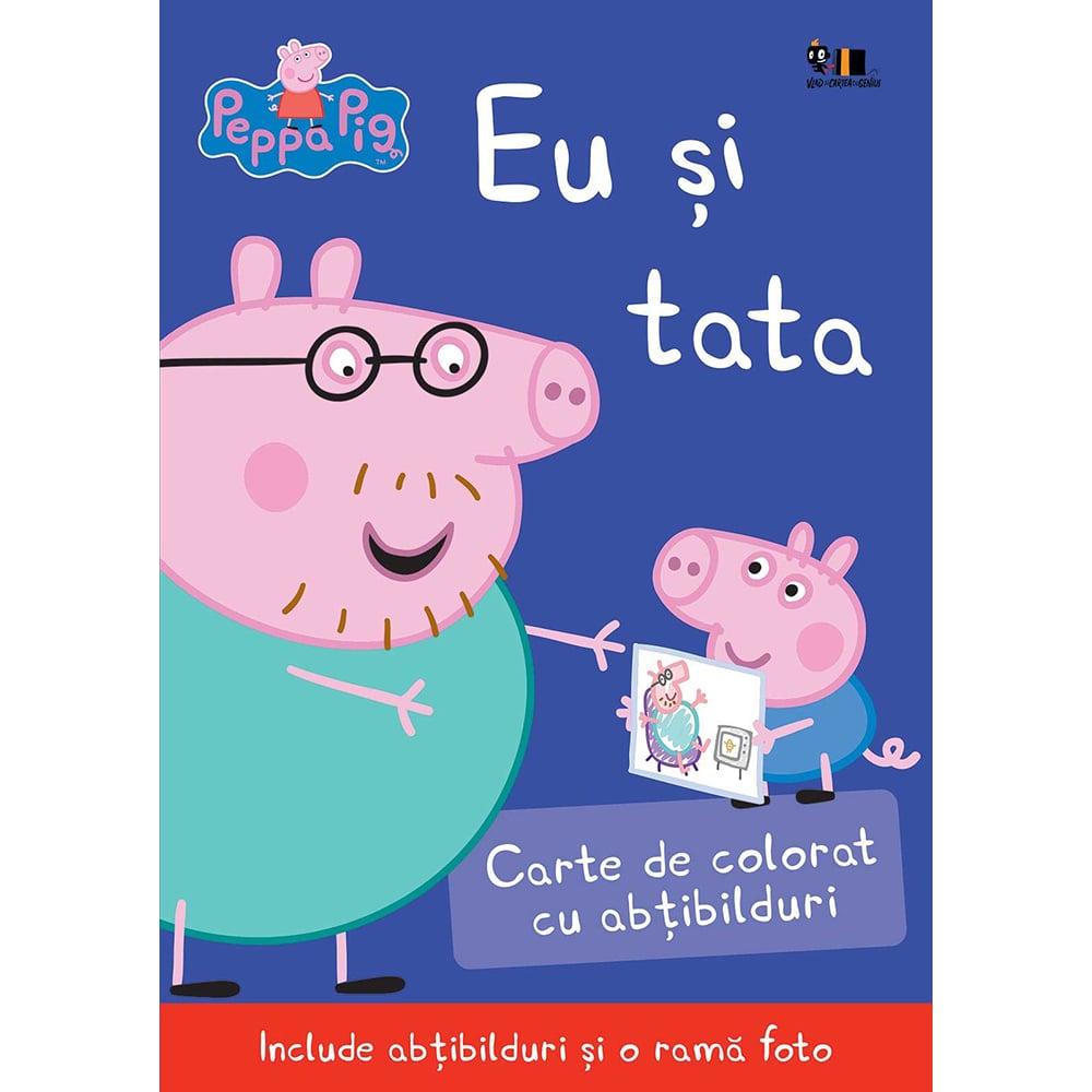 Carte Editura Arthur, Peppa Pig: Eu si tata, Nelville Astley si Mark Baker
