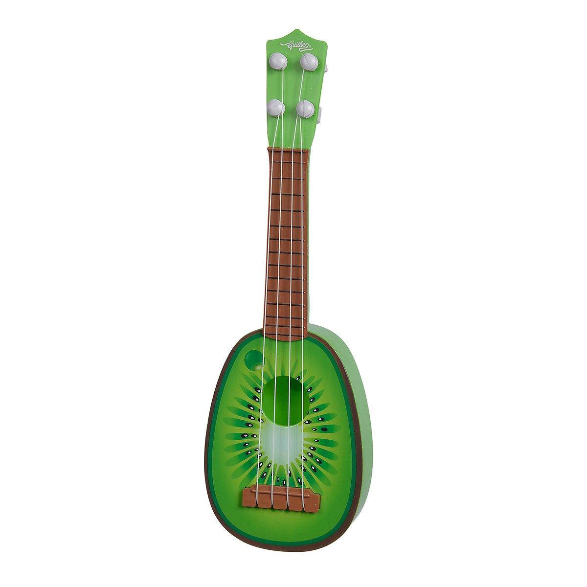 Ukulele, intstrument muzical, My Music World, Kiwi