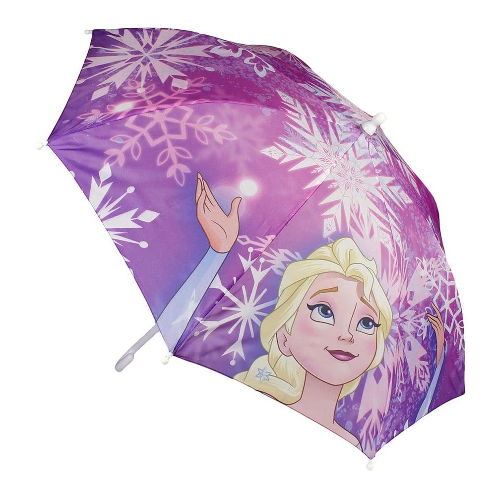 umbrela disney frozen - elsa, 42 cm, mov