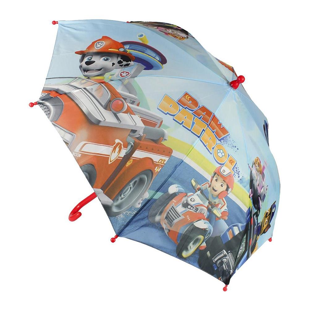 umbrela paw patrol, 42 cm, bleu