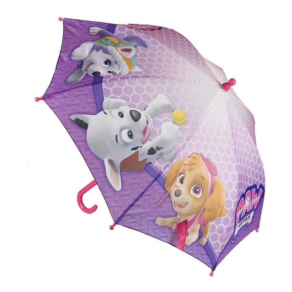 umbrela paw patrol, 42 cm, mov