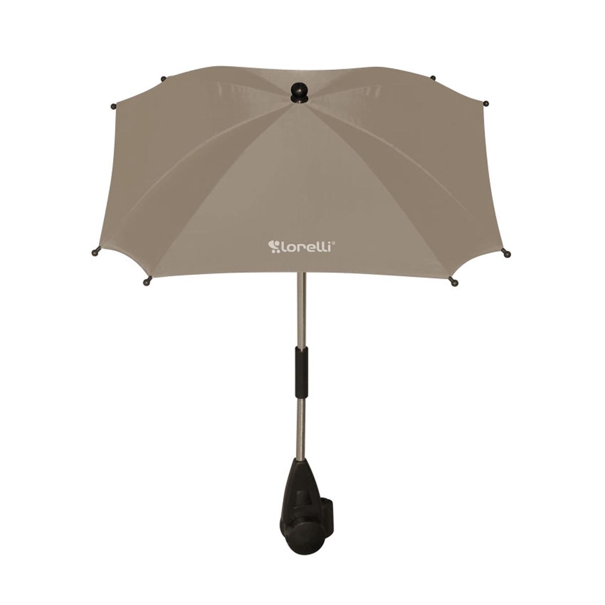 umbrela pentru carucior cu protectie uv lorelli classic - beige