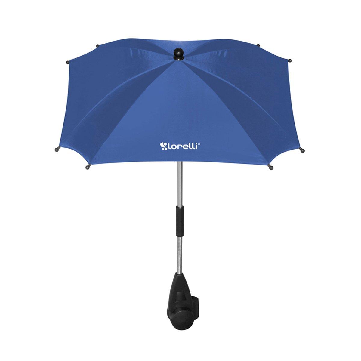 umbrela pentru carucior cu protectie uv lorelli classic - blue