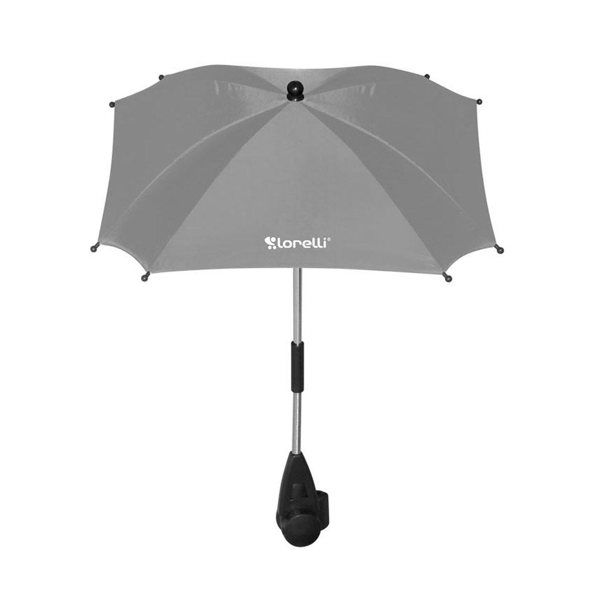 umbrela pentru carucior cu protectie uv lorelli classic - grey
