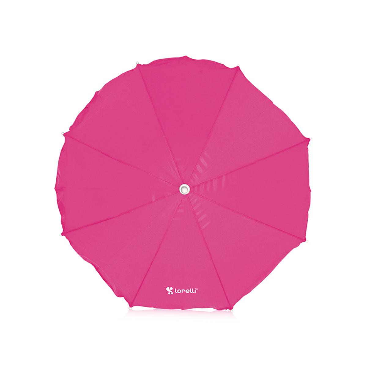 umbrela pentru carucior lorelli classic - hot pink
