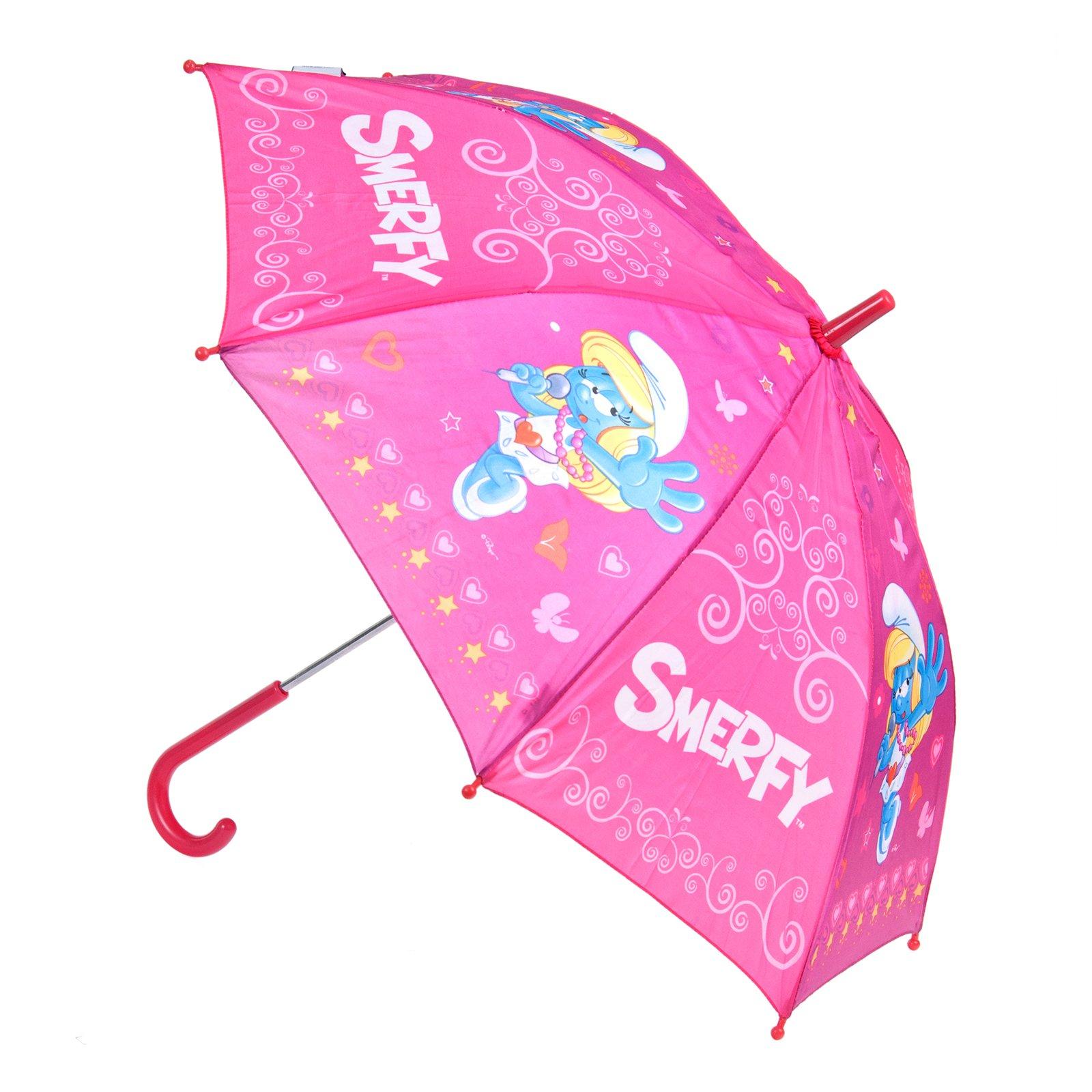 umbrela strumfi, 45 cm