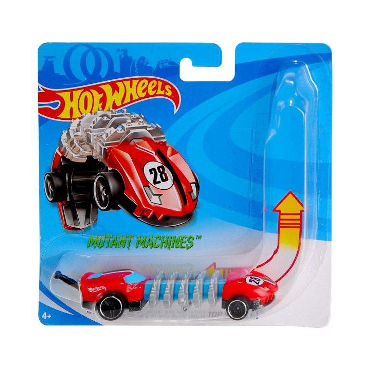 Masinuta mutant, Hot Wheels