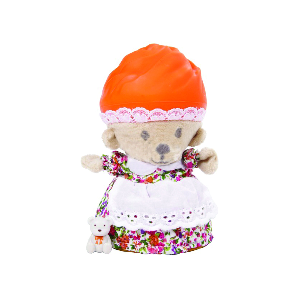 Ursulet briosa Cupcake Bears S2 - Peachesh Cream